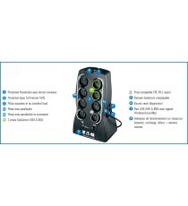 Eaton Protection Station650 USB FR